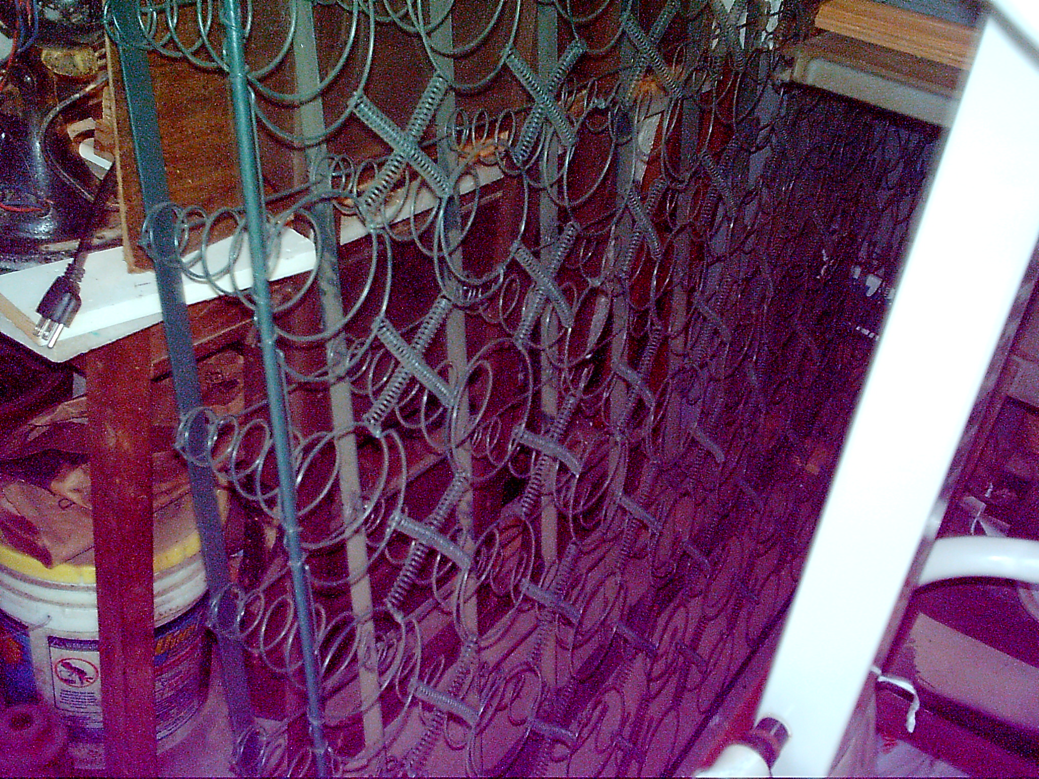 Old Springs Cathouse Antique Iron Beds