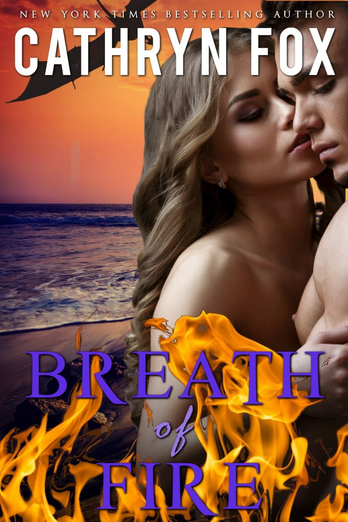 Book Cover: Breath of Fire