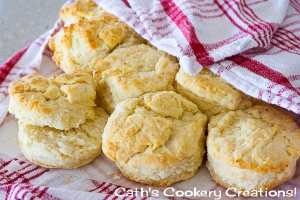 Buttermilk Scones from Cath's Cookery Creations! | www.cathscookerycreations.com
