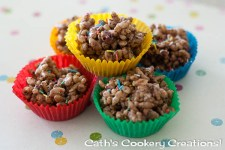 Chocolate Crackles from Cath's Cookery Creations! | www.cathscookerycreations.com