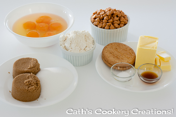 Butterscotch Molten Lava Cake from Cath's Cookery Creations! | www.cathscookerycreations.com