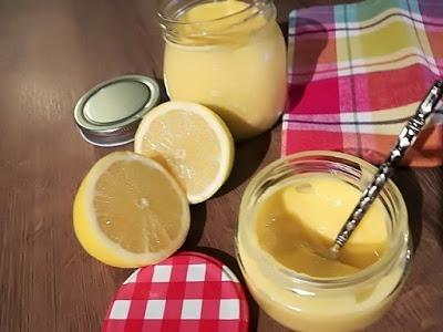Lemon curd maison rapide