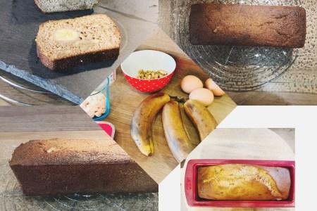 bananabread sans farine glutenfree
