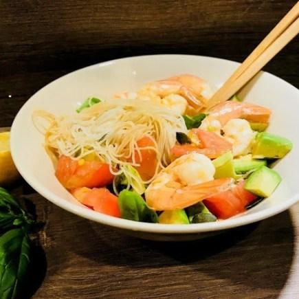 salade asiatique s