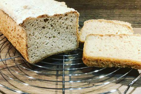 pain sans gluten recette maison