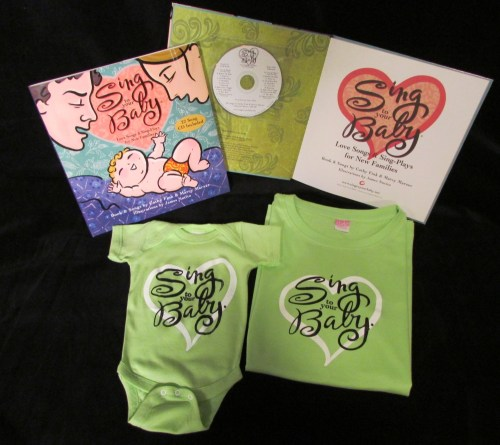 Sing To Your Baby Gift Bundle