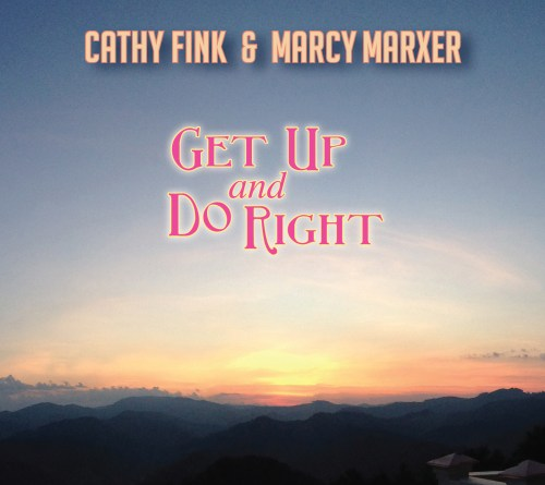 NEW CD: GET UP & DO RIGHT