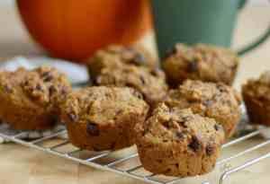 Gluten Free Pumpkin Spice Muffin Recipe CathysGlutenFree.com