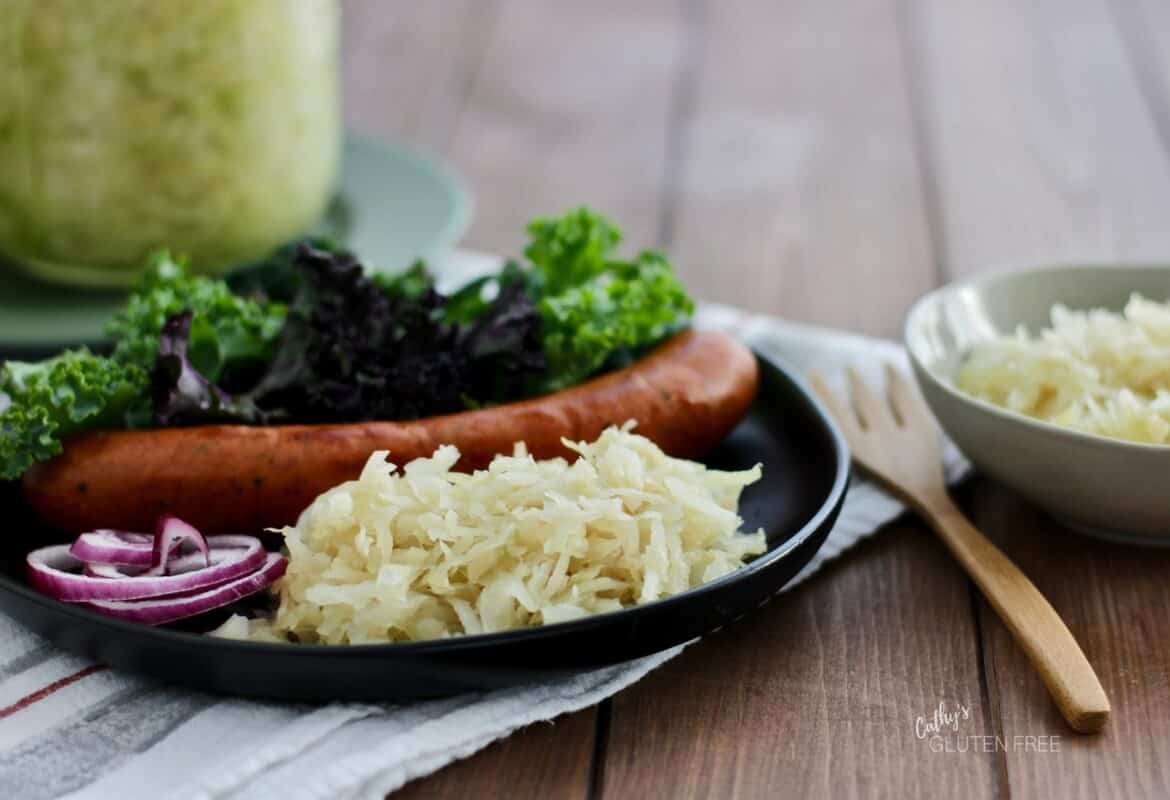 How to Make Simple Raw Sauerkraut