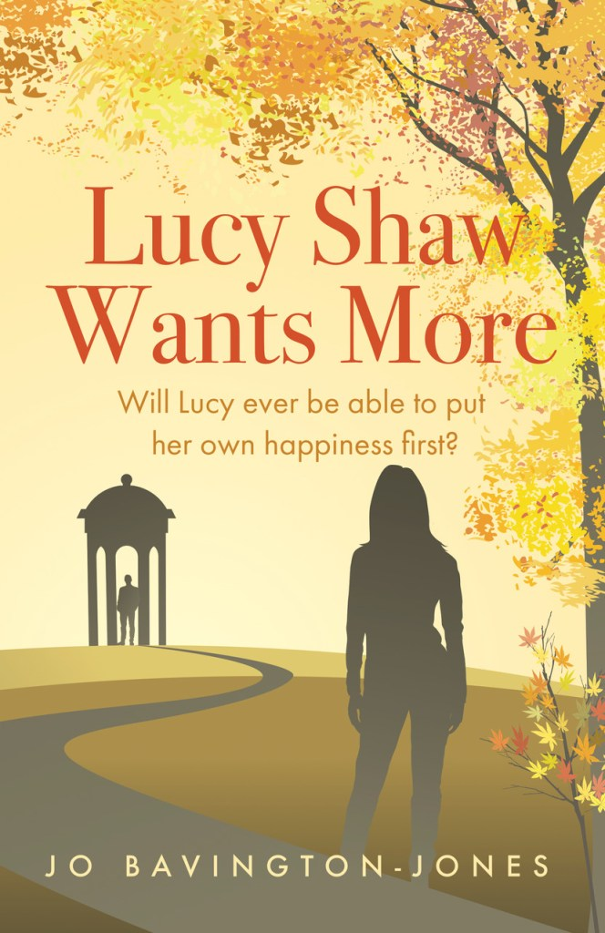Cover of Lucy Shaw Wants More by Jo Bavington-Jones