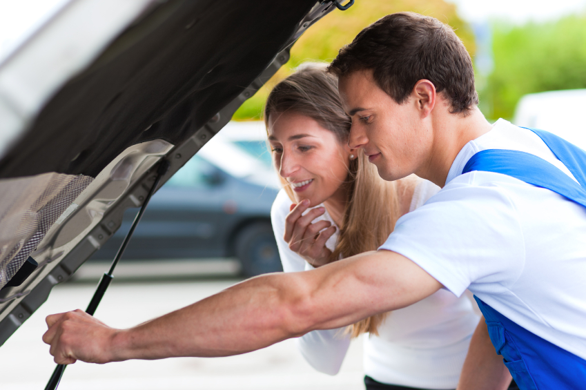 Above  Beyond How a Good Automotive Service Advisor Becomes Great
