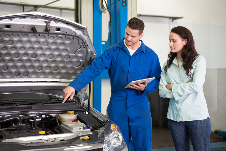How Grads With Service Advisor Training Can Simplify Car Jargon for Customers
