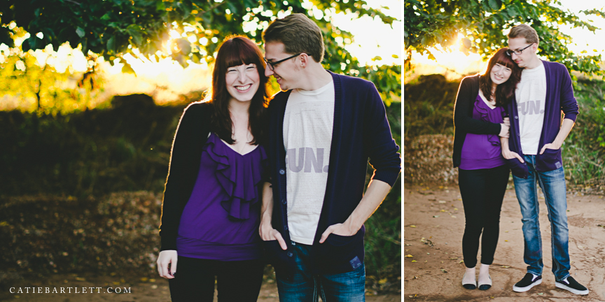 Brittany Austin Yukon Oklahoma Couples Photographer