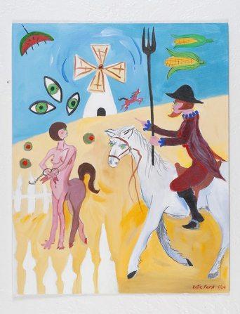 Dona Quixote