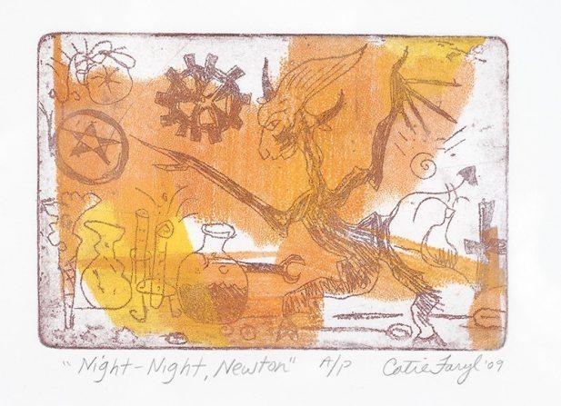 Night Night, Newton