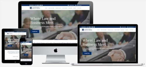 This website was developed for a sole proprietor attorney in Knoxville, TN who specializes in Intellectual Property, Business Law and Civil Litigation. This is a mobile friendly law firm website which shows up on the first page in Google searches for Knoxville patent attorneys. This site is also able to accept online client payments.