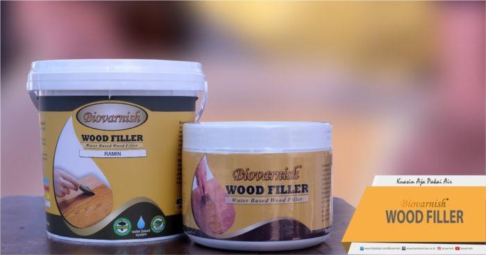 Wood Filler Water Based