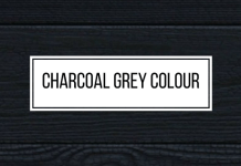 Warna Charcoal Grey Banyak Digunakan Tahun 2018