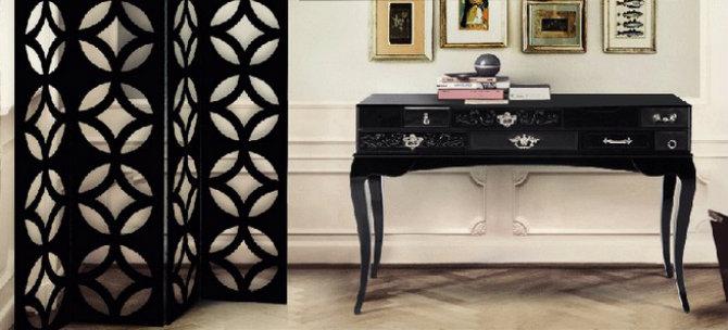 Ini Dia Lima Cara Mendapatkan Gaya Menarik Meja Dinding