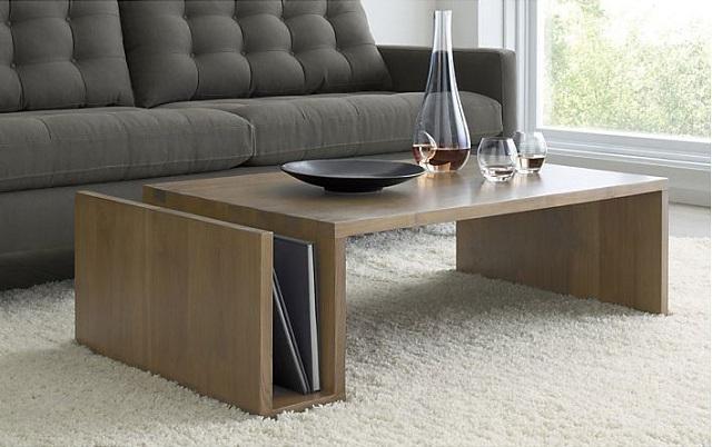 Menghias Meja Jati Belanda Untuk Ruang Tamu