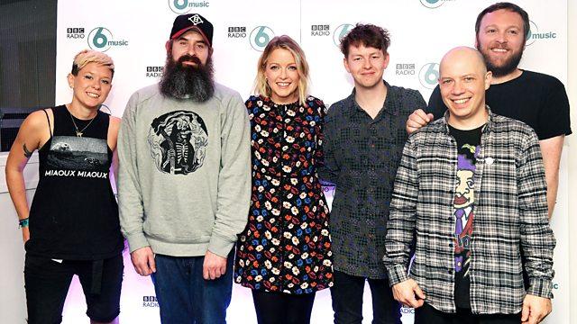 BBC 6 Music / Stuart Braithwaite (Mogwai)
