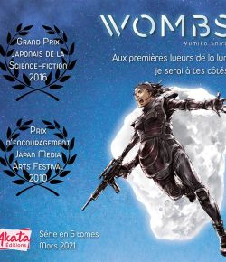 Nouvelle Licence Akata: Wombs