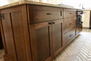 custom kitchen cabinets hard wood
