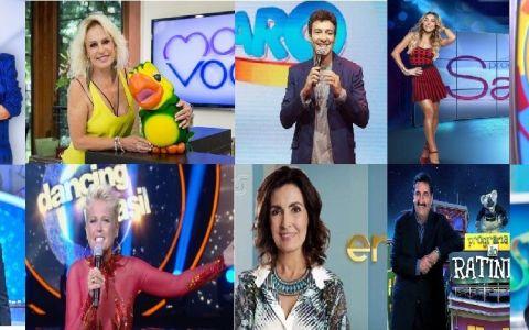 apresentadores que mais ganham na tv brasileira