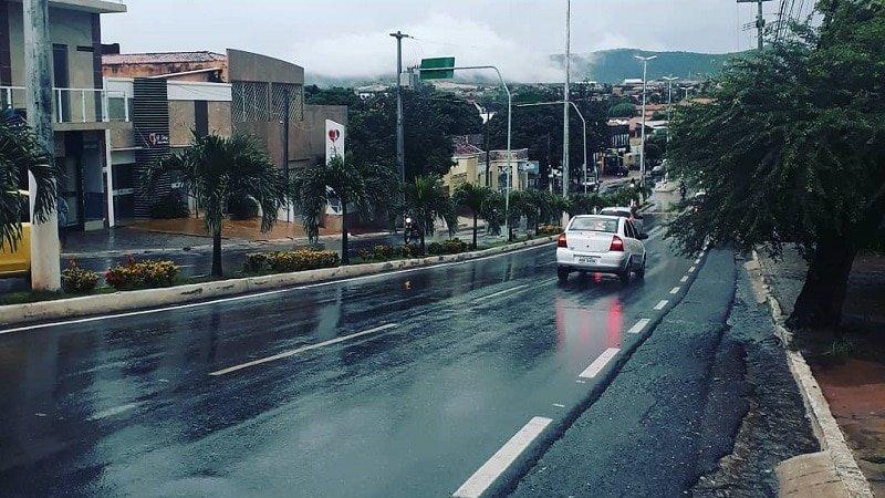 Confira os índices de chuvas na Região de Catolé do Rocha