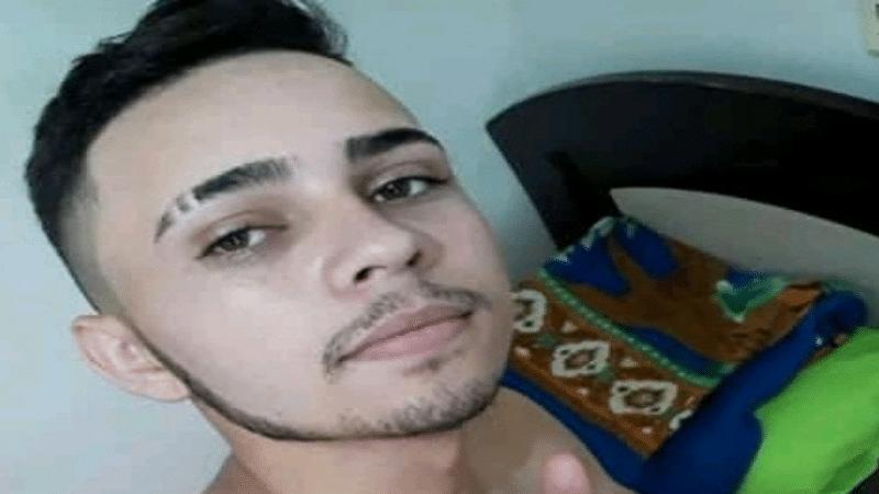 jovem morre em um grave acidente envolvendo carro e moto no sertao do estado