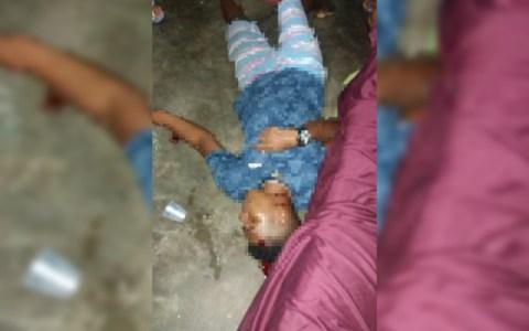 jovem e morto a tiros dentro de residencia no sertao do estado