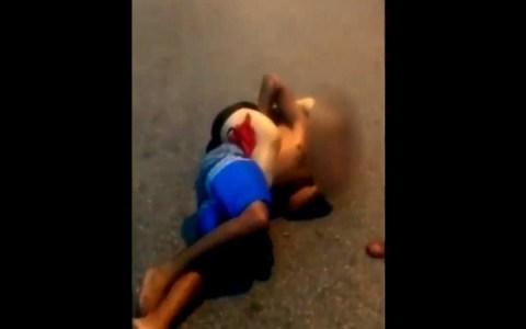 suspeito chora ao levar mata leao de mulher durante assalto assista
