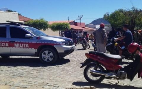 homem morre apos ser atropelado por caminhao na cidade de paulista pb