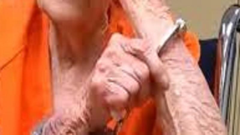 idosa de 82 anos e presa pelo gte de cajazeiras acusada de trafico de drogas