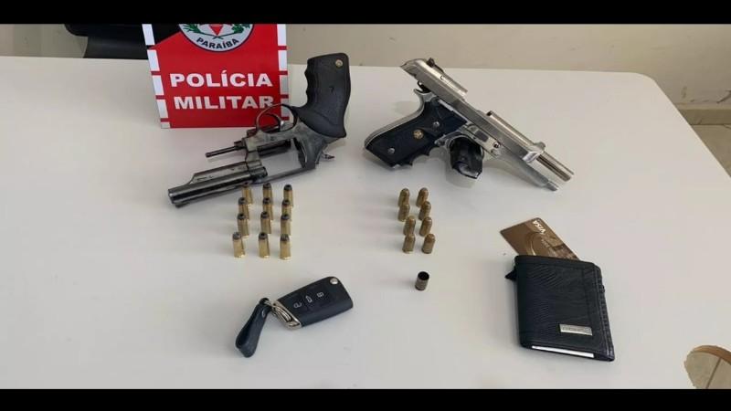 pm e preso suspeito de participar de uma associacao criminosa em cidade de catole do rocha