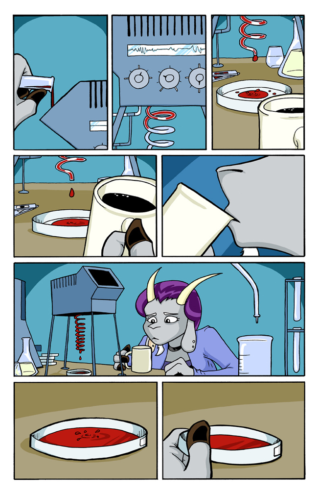 Sister: Page 1