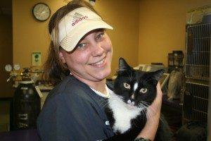 Danielle Lapinski - Head Veterinary technician