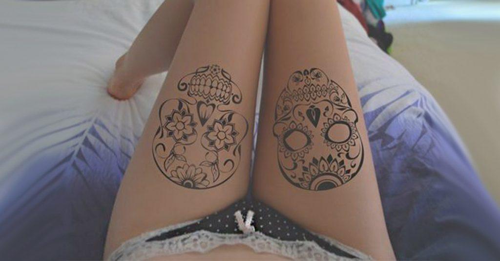 100 Mejores Imágenes De Tatuajes De Catrinas Catrinas10