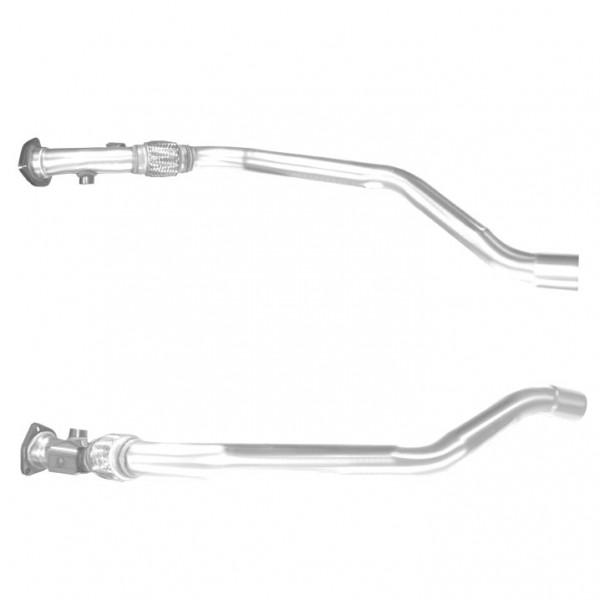 AUDI A4 2.0 11/04-03/09 Link Pipe BM50503