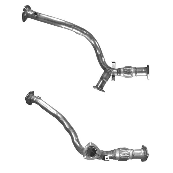 AUDI A4 2.8 11/94-09/97 Front Pipe BM70527