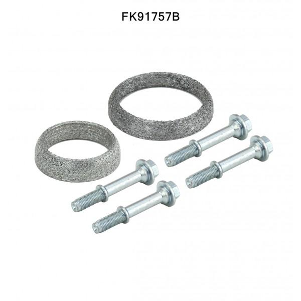 NISSAN QASHQAI 1.6 09/10-12/15 Catalytic Converter BM91757H