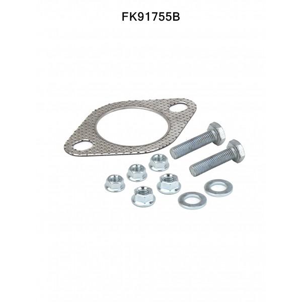 FORD FIESTA 1.0 10/12-12/16 Catalytic Converter BM91755H