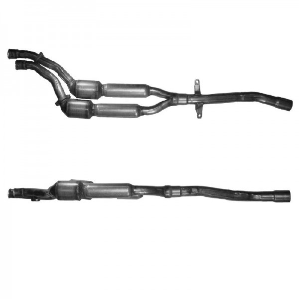 BMW 525d 2.5 03/00-02/01 Catalytic Converter BM80279