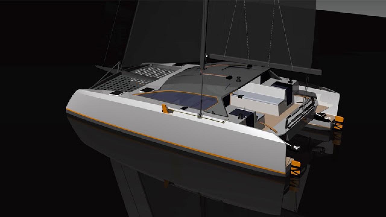 "New Grainger ""Raku 32"": High Performance Sport Cruiser"