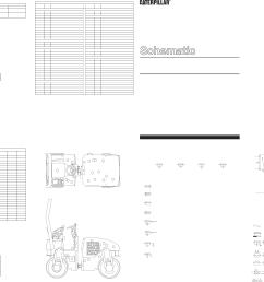 cb 214d cb 224d cb 225d vibratory compactors electrical schematic 2000 caterpillar [ 4248 x 2909 Pixel ]