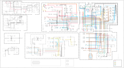 small resolution of cp cs 563d cs 583d vibratory compactor electrical system schematic cat cs 563d wire diagram
