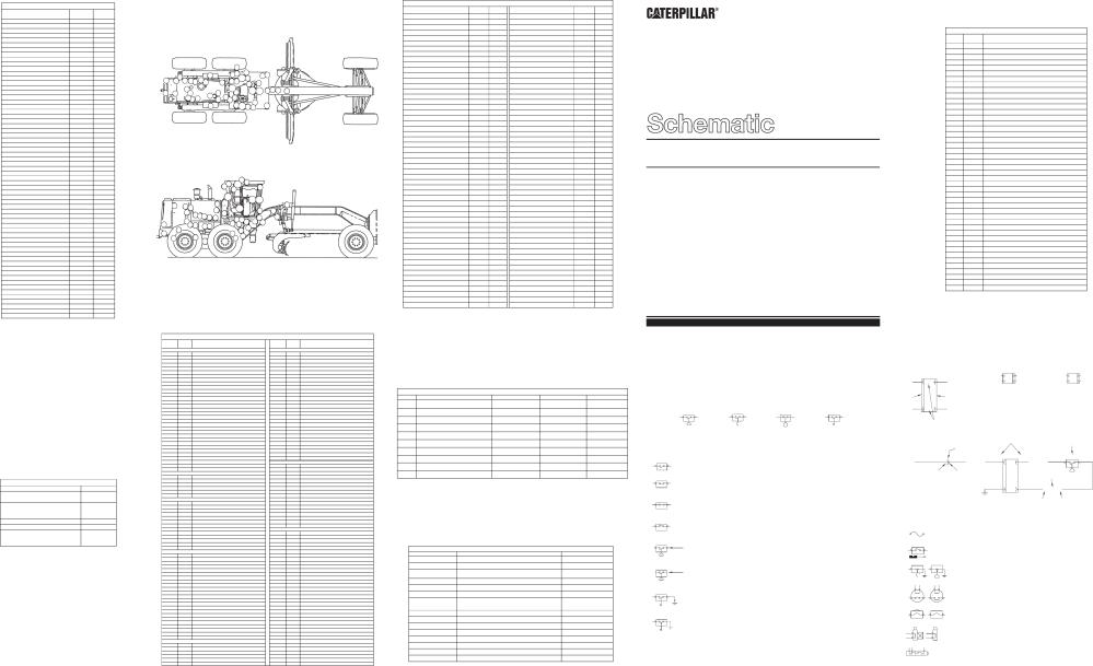medium resolution of 120h motor grader es version electrical system schematic 1998 caterpillar