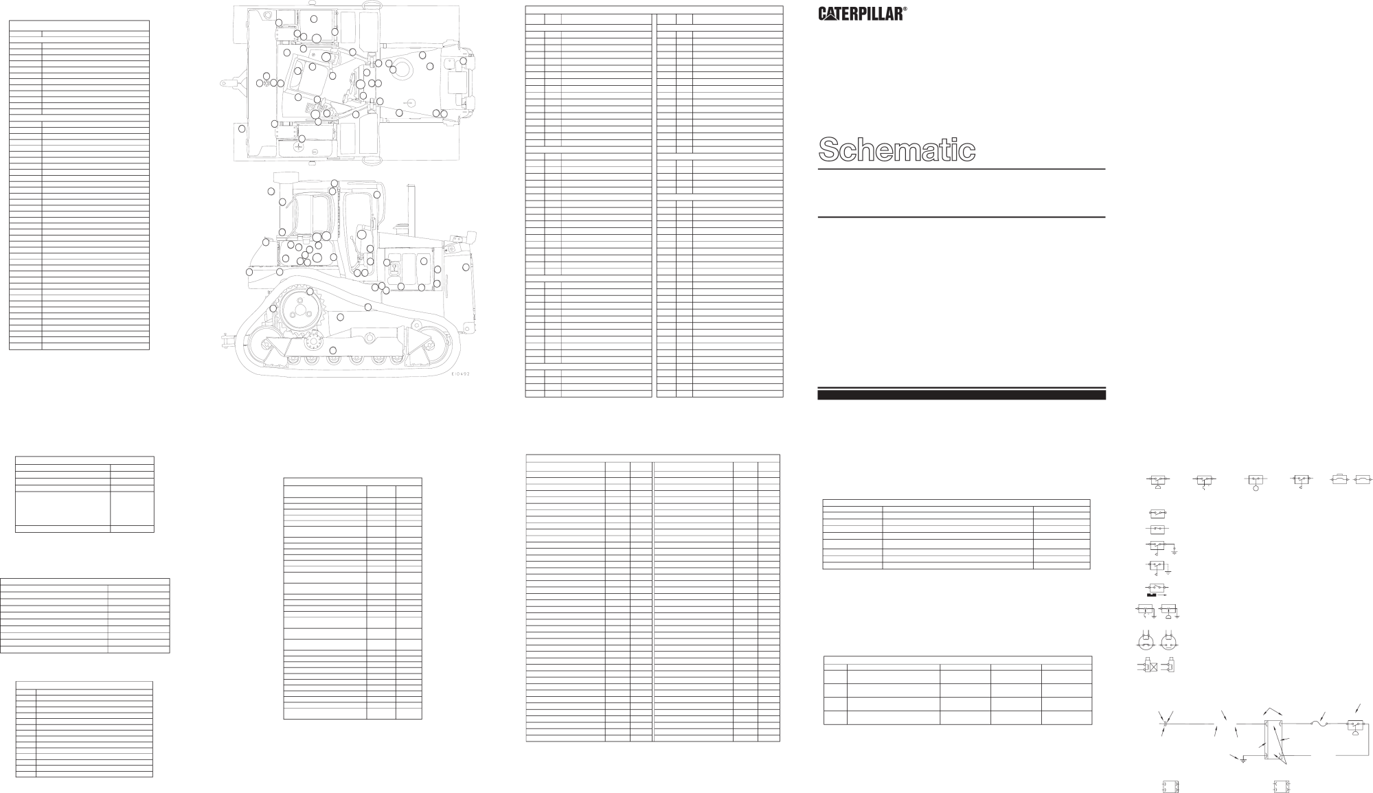 hight resolution of d7r track type tractor ftc electrical schematic