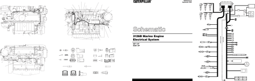 small resolution of 3126b marine engine schematic cat machines electrical schematic cat 3126b engine diagram