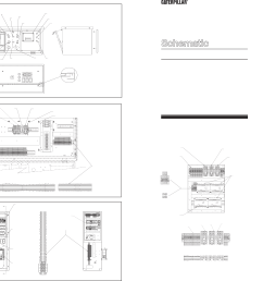 3412c emcp ii for mui engines electrical system schematics [ 4641 x 3400 Pixel ]